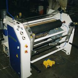 Slitter rewinder model RPC 1200 for Micro an Macro films