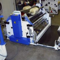 Slitter rewinder model RTC 1400 with hot microperforation unit