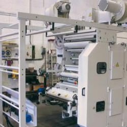 Flexo in line with bag maker machine MLC 1000 2-4 colours