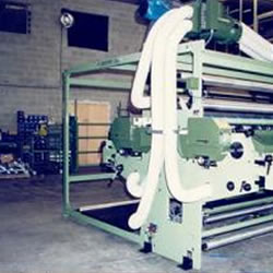 Flexo in line with extruder MLE 2500