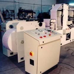 Flexo Label machine modelo Etiflex 400-5 colours