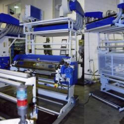 Flexo in line with extruder MLC-1200